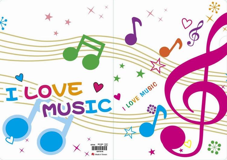 > 产品内容介绍 >  ◎缤纷五线谱l夹 ◆经典设计,生动活泼可爱音乐